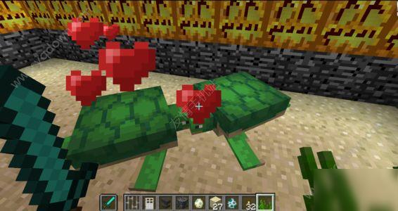 我的世界乌龟蛋要多久孵化 乌龟蛋可以孵化吗[多图]