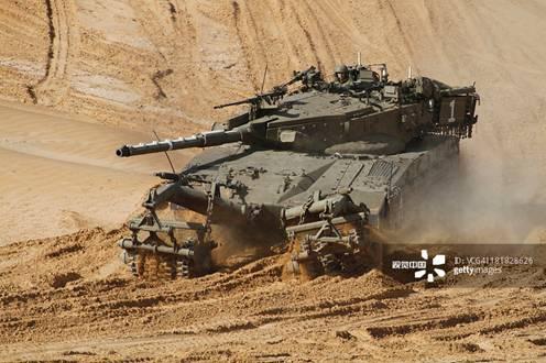 《装甲前线》进击的梅卡瓦 装甲前线新手攻略