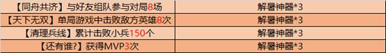 《王者荣耀》蔷薇珍宝阁活动介绍