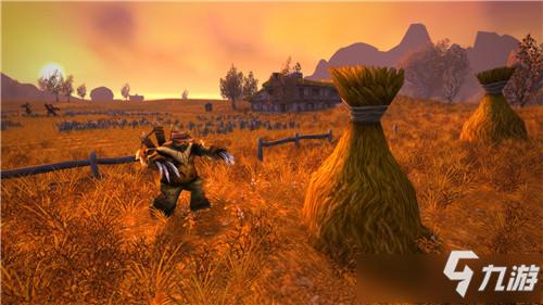 《魔兽世界》怀旧服林吉之斧获得方法