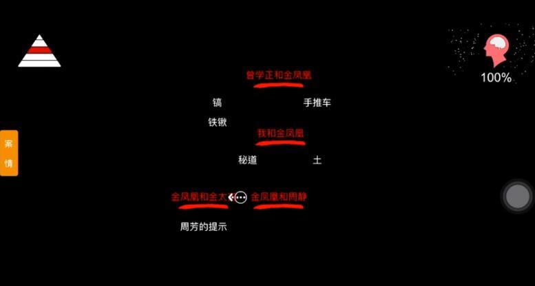 《孙美琪疑案:周芳》三级线索——曾学正和金凤凰