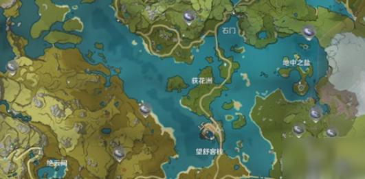 原神夜泊石在哪里?33个刷新位置汇总