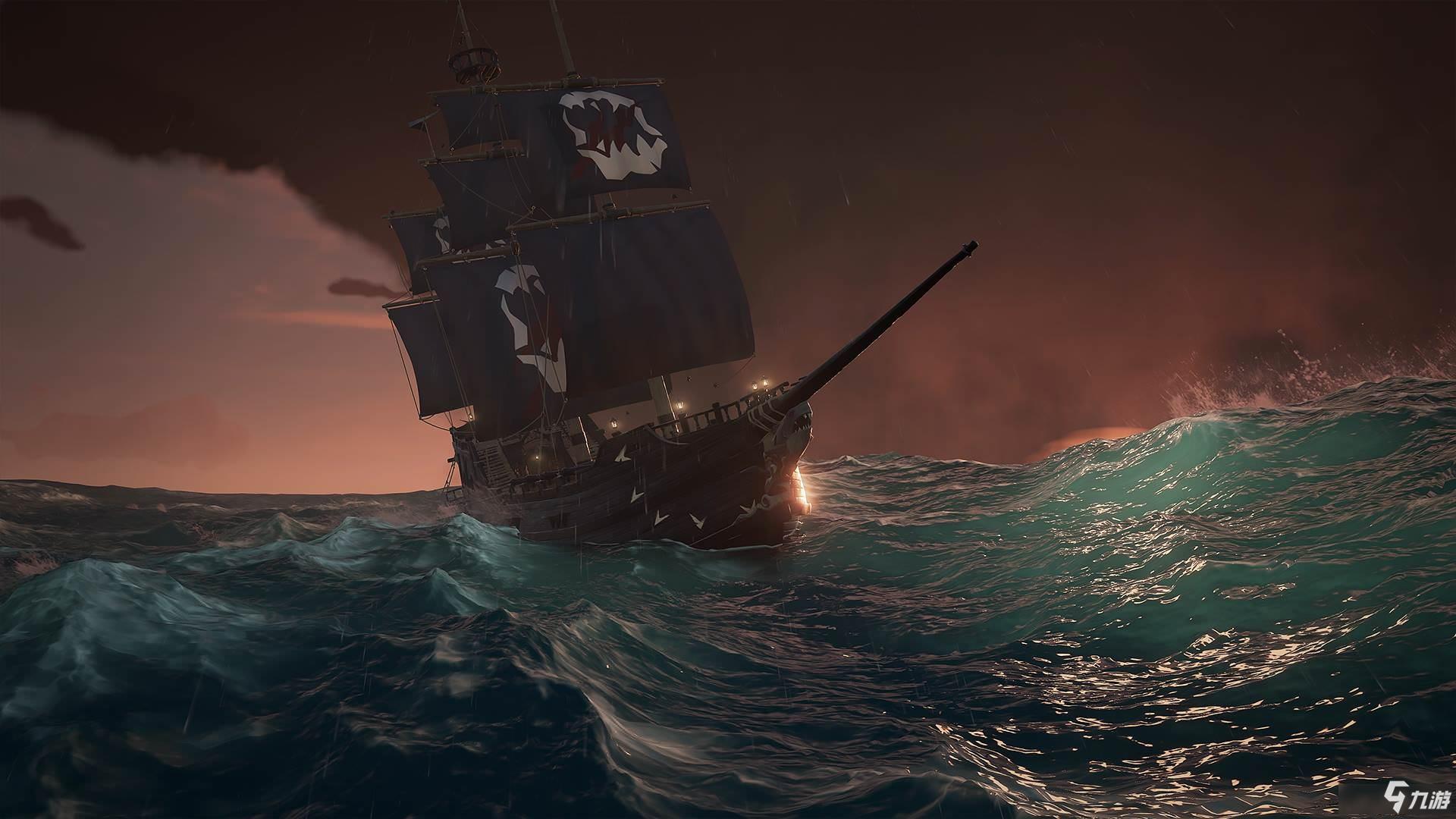 《盗贼之海》灰暗之风特点分析 灰暗之风怎么打