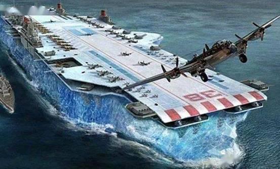 《装甲前线》纯冰打造的航母 竟然无坚不摧?