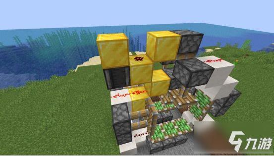 我的世界活塞门怎么制作 山洞必备活塞门制作方法