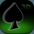 纸牌黑桃3D