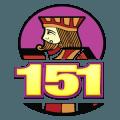 Jeu de carte 151