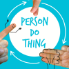 Person Do Thing