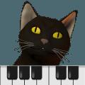 Cat Piano Keyboard