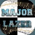 Major Lazer Piano Tiles