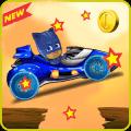 Cat Boy Pj Racers Mask