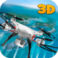 RC Quadcopter Drone Sim 3D