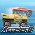 山地越野车 Acceler8 Pro