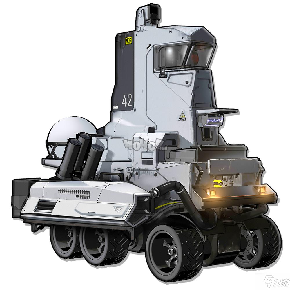 《明日方舟》总共有几个机器人小车 机械干员介绍