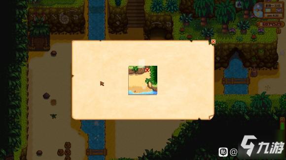 《星露谷物语》1.5藏宝图在哪 藏宝图位置分布一览