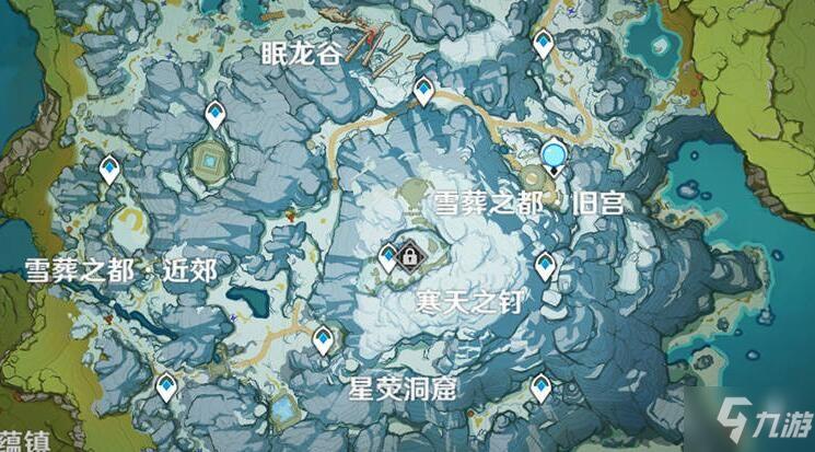 原神解冻所有碎片任务攻略 山中之物雪山神像怎么解冻