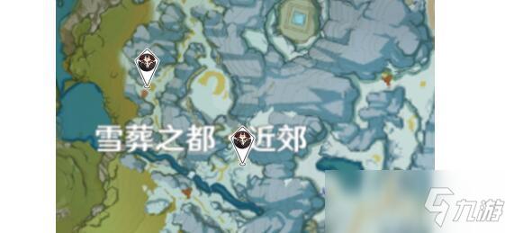 原神冰盾丘丘人暴徒在哪里 刷新点汇总
