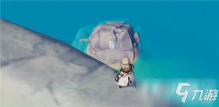 《原神》1.2龙脊雪山东边孤岛宝箱
