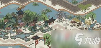 《江南百景图》独钓寒江雪