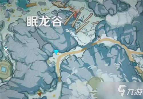 原神雪山石碑位置大全 8个石碑都分布在地图哪里