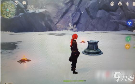 《原神》300秒内完成霜覆的奇迹之树挑战