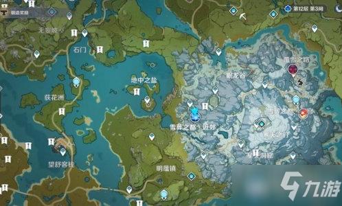 《原神》手游白垩与黑龙第四幕挑战方法
