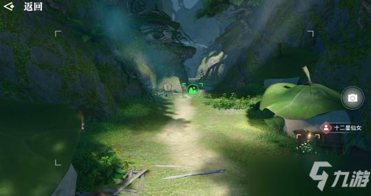 天谕手游星茸之森景点拍照地标汇总 星茸之森景点大全
