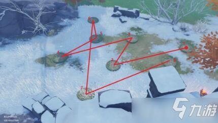 原神龙脊雪山大宝箱机关怎么解 原神龙脊雪山大宝箱机关解密攻略