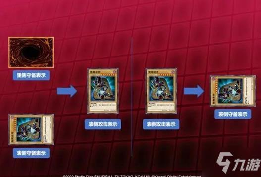 游戏王决斗链接表侧是什么意思?表侧介绍