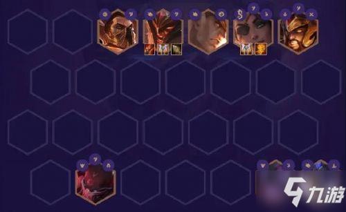 云顶之弈S4.5战神龙魂奥拉夫怎么玩?强力阵容推荐