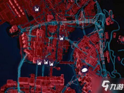 《赛博朋克2077》娱乐场所位置分享