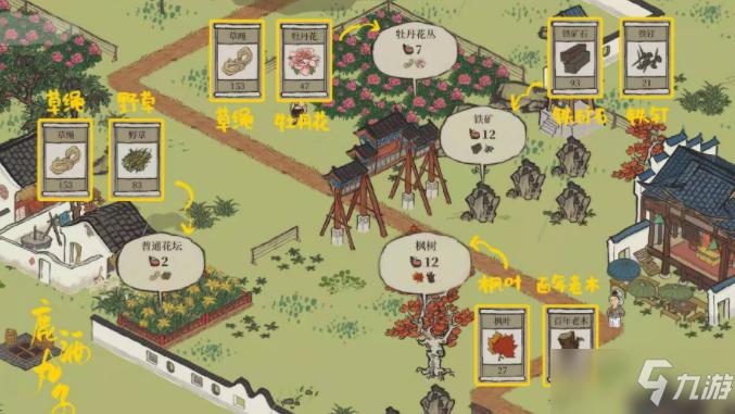 《江南百景图》铁钉在哪获得