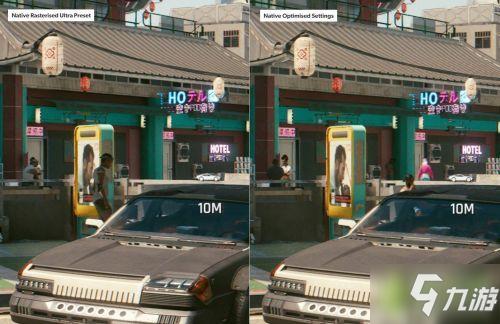 赛博朋克2077画面设置最佳方案 性能提升可达35%!