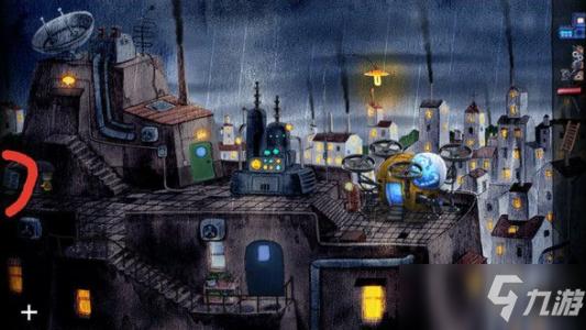 《雨城》第二章楼顶通关攻略