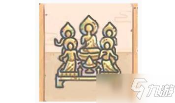 《最强蜗牛》鎏金弥陀佛像介绍