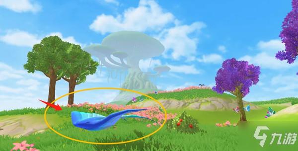 创造与魔法天空鳐在哪里捕捉?飞行坐骑天空鳐刷新位置介绍