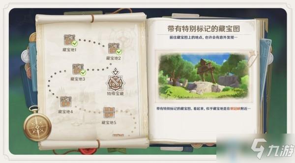 《原神》手游秘宝迷踪玩法介绍