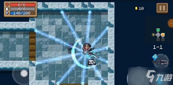 《元气骑士》怎么合成雷剑 雷剑合成方法介绍