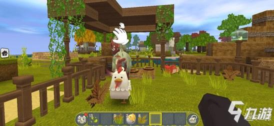 迷你世界家园更新后怎么玩 如何在家园养宠物和种地