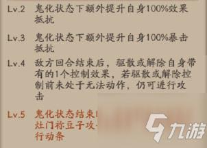 阴阳师灶门祢豆子技能怎么样 阴阳师手游灶门祢豆子技能属性介绍