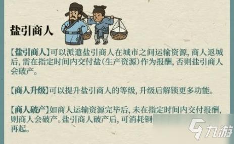 《江南百景图》盐引商人玩法攻略