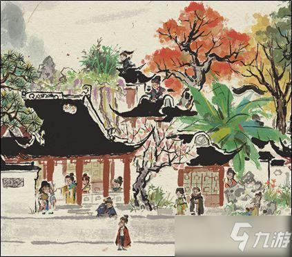 《江南百景图》松江理财人物物资选择攻略
