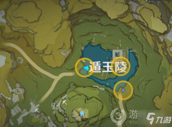 原神璃月天遒宝迹任务攻略