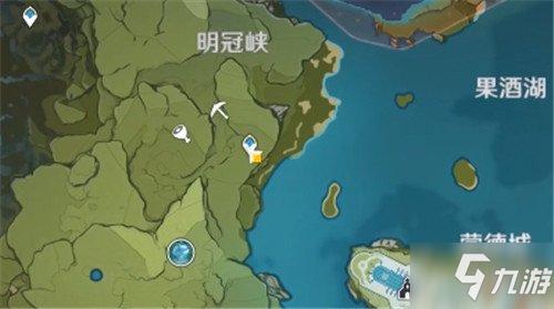 原神手游深棕色照片拍摄位置介绍