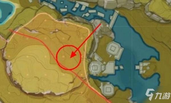 原神古岩龙蜥位置