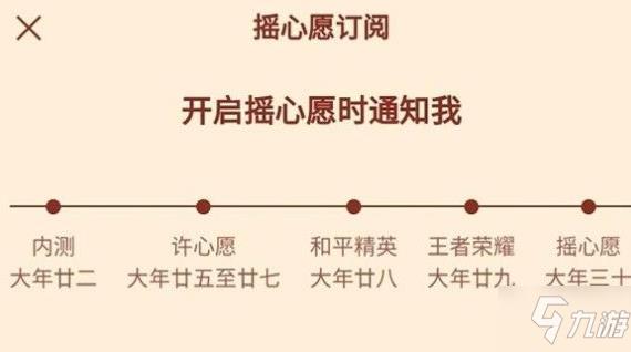 王者荣耀新年许愿活动地址 2021新年许愿怎么领取?