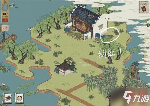 江南百景图杭州探险钱塘门钥匙位置 杭州探险钱塘钥匙位置大全