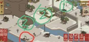 江南百景图松江府码头在哪?松江府位置及解锁方法介绍