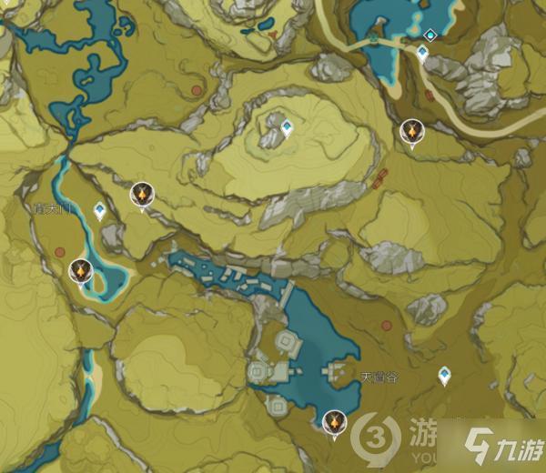原神岩龙蜥刷新地点介绍