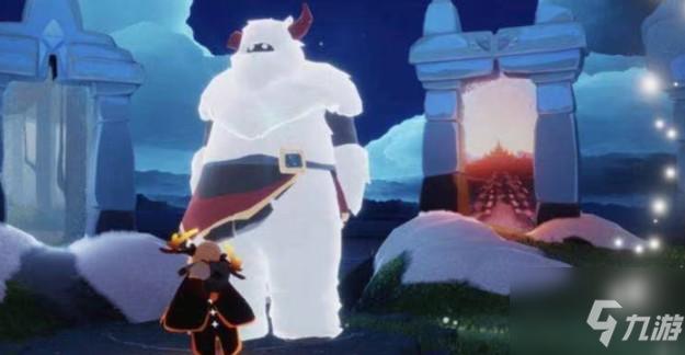 光遇熊抱雪人在哪里? 梦想季熊抱雪人先祖兑换图分享